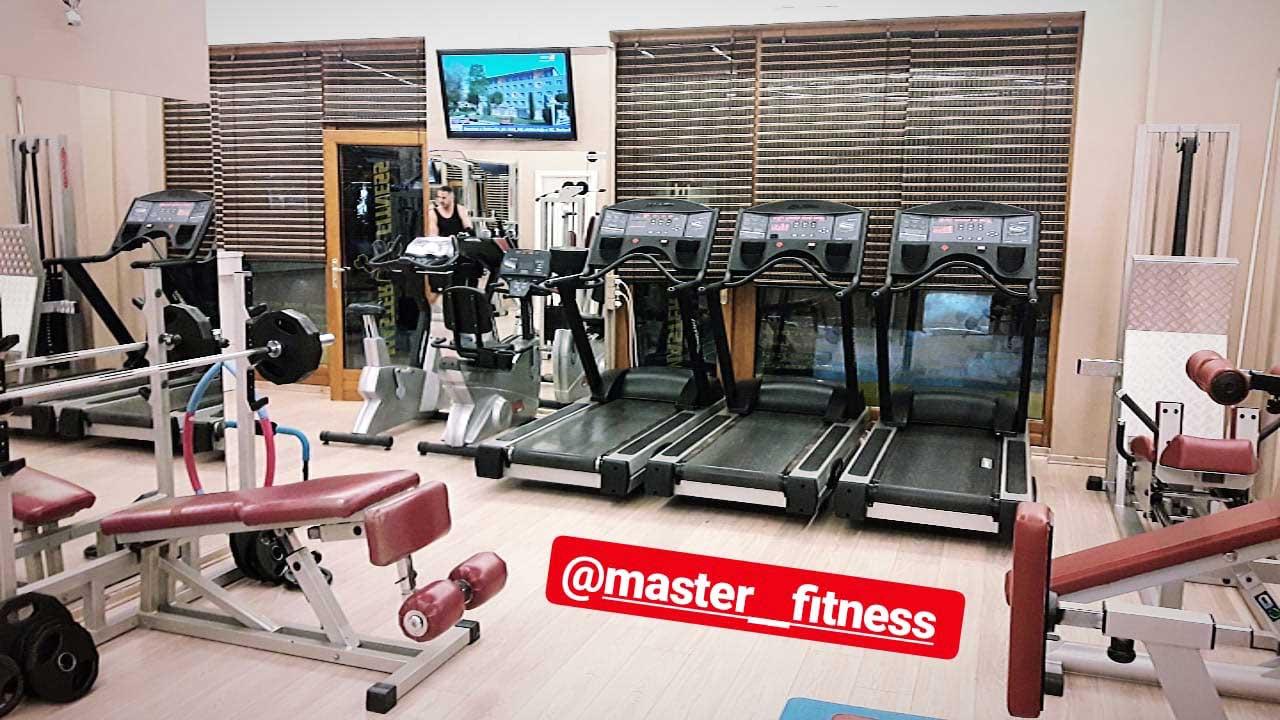 Rreth Palestrës Master Fitness